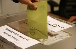 51 ülkede oy verme işlemi sona erdi