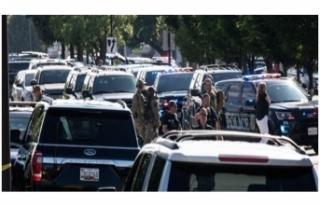 ABD'de gazete binasına silahlı saldırı: 5...
