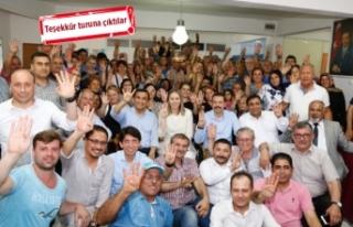 AK Parti İzmir'den 'yerel seçim'...
