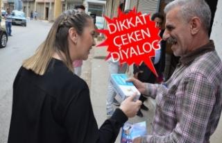 AK Partili Çankırı'dan muhalif vatandaşa:...