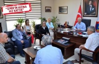 AK Partili Çankırı, iş çevrelerinin dikkatini...