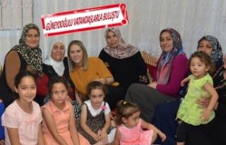 AK Partili Çankırı: Milletle aramıza mesafe koymayız!