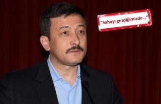 AK Partili Dağ'dan kritik bedelli askerlik açıklaması!