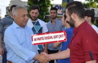 AK Partili Doğan: Büyükşehir bu işi beceremez!