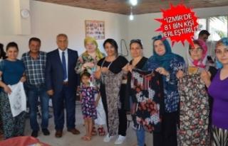 AK Partili Doğan: İŞKUR balık tutmayı öğretiyor