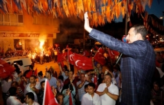 AK Partili Kaya'dan Kocaoğlu'na: Milletimiz...