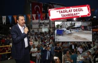 AK Partili Kaya'dan 'tadilat' eleştirisi:...