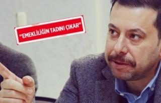 AK Partili Kaya'dan 'Yüksel' çıkışı!
