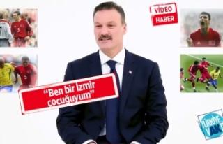 Alpay Özalan'dan tanıtım videosu!