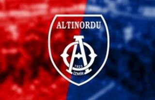 Altınordu'da 3. transfer, Süper Lig takımı...