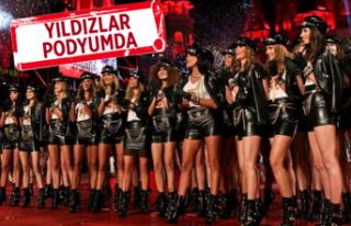 Antalya'yı salladılar