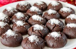 Az malzemeli ıslak kurabiye nasıl yapılır?