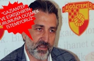 Başkanvekili Papatya, Göztepe'deki ayrılıkların...