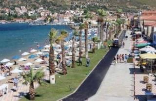 Belediye başkanı duyurdu: 24 Haziran'da Foça...