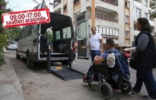 Buca'da yaşlı ve engelli vatandaşlara '24...