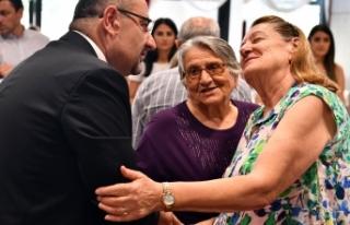 Büyükşehir'de çifte kutlama