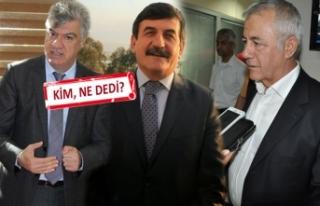 CHP'de genel başkanlık tartışmalarına İzmir...