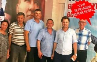CHP İl Başkanı Yücel'den kırsal ilçelerde...