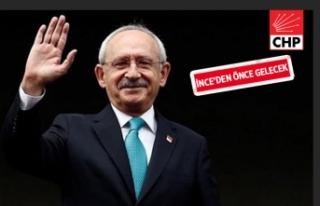 CHP İzmir, Kılıçdaroğlu için hazırlanıyor!