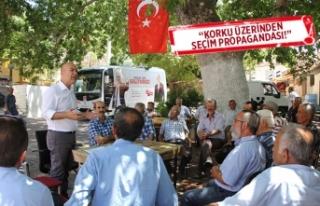 CHP'li Bakan: AKP, köyden kente herkesin canını...