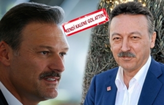 CHP'li Bayır'dan, Alpay Özalan'a jet...