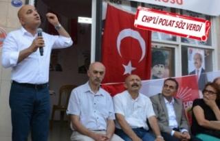CHP'li Mahir Polat: İşsizliğe karşı önemli...