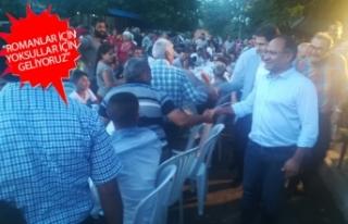 CHP'li Özcan Purçu: AKP kandırmacasına inanmayın