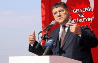 CHP'li Sındır: 24 Haziran'da sandıkta hesap...