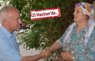CHP'li Yavuzyılmaz'dan sahada 'İnce'...