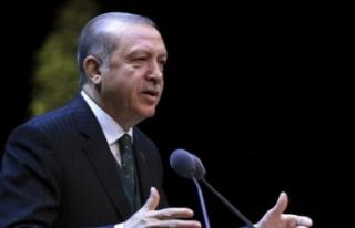 Erdoğan: Bay Muharrem, kazanamazsan istifa edecek...