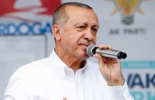 Erdoğan: Bu ülkede hangi Kürt sadece Kürt olduğu...
