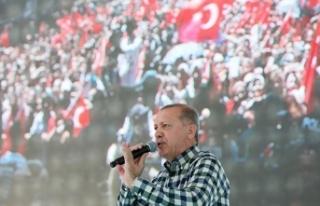 Erdoğan'dan İnce'ye saray yanıtı: Kılıçdaroğlu...