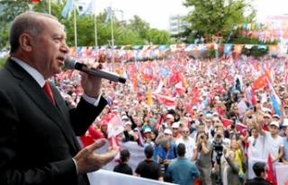 Erdoğan: Kıraathane deyince kumarhane anlıyorlar