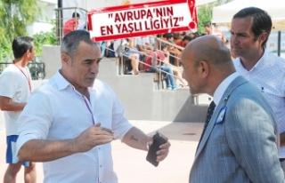Ersun Yanal'dan, 'Türk Futbolu' yorumu