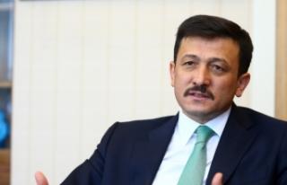 Hamza Dağ: Kocaoğlu, baskı siyaseti yapıyor
