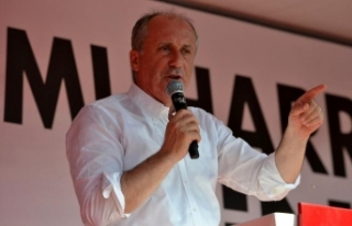 İnce'den Erdoğan'a: En büyük FETÖ'cü...