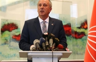 İnce: FETÖ'nün iade talebi 6 ay bekletildi