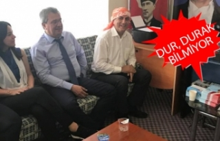 İYİ Parti Adayı Kırkpınar sahada apansız!