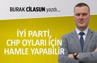 """""""İYİ Parti, CHP oyları için hamle yapabilir"""""""