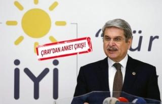 İYİ Partili Aytun Çıray: Anketler doğru değil!