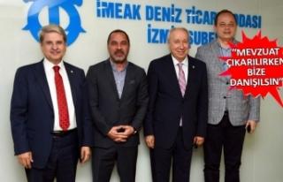 İYİ Partili Çıray: 8 bin yıldır İzmirlilerin,...