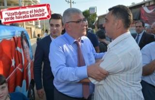 İYİ Partili Dervişoğlu'ndan iddialı çıkış!