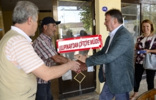 İYİ Partili Ulupınar: Çiftçi mazotu yüzde 50...