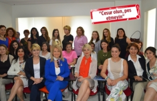 İZİKAD, KOSGEB işbirliğiyle yeni girişimci kadınlar...