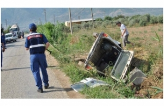 İzmir'de feci kaza! 1 kişi hayatını kaybetti!