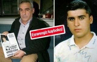 İzmir'de 16 yıllık kayıp dosyası yeniden...