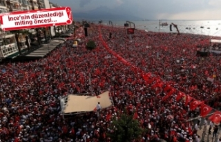 İzmir'de Erdoğan'a hakaret iddiasıyla...