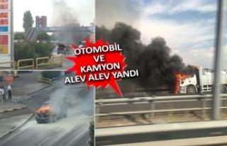 İzmir'de korku dolu anlar!