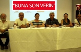 İzmir'de STK'lardan 24 Haziran çağrısı!