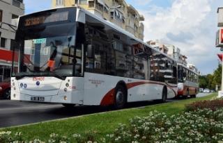 İzmir'de toplu ulaşıma sınav ayarı!